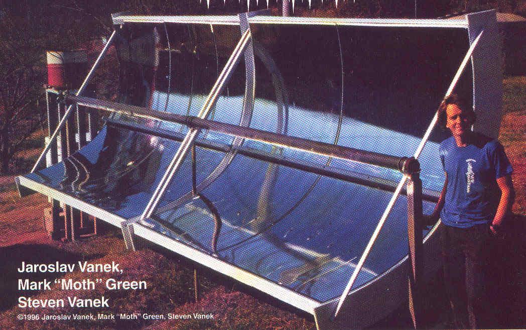 Solar Icemaker